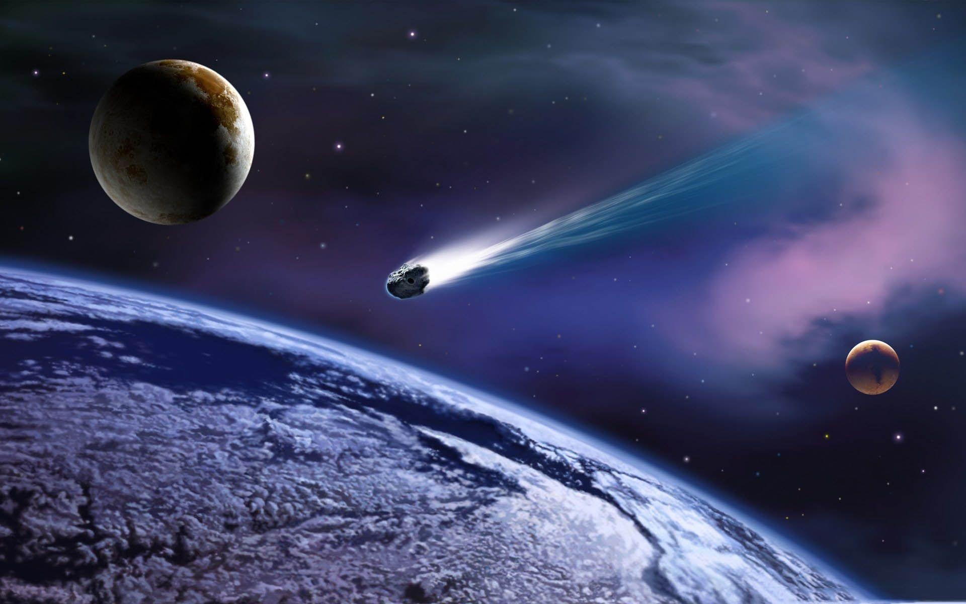 อุกกาบาต & สะเก็ดดาว (Meteorite & Tektite)