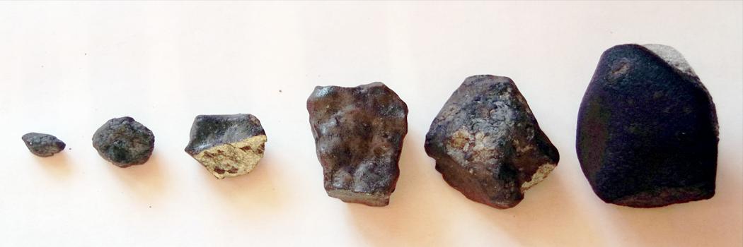 Fosseorite's Meteorite & Tektite